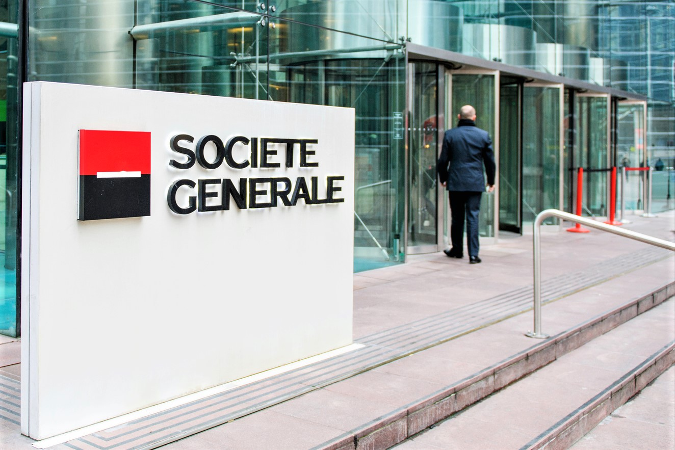 French Giant SocGen Chose Ethereum for its Digital Token Experiment 101