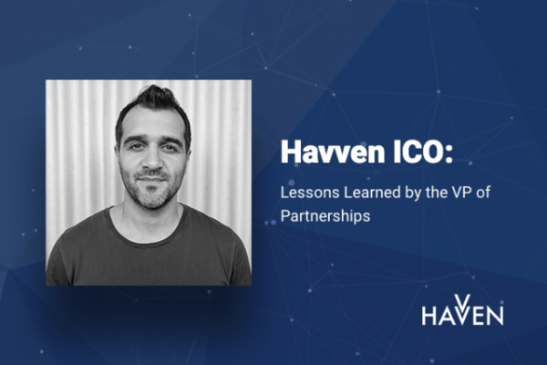 Havven ICO: Lessons Learned by the VP of Partnerships 101