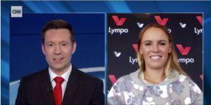Tennis superstar Wozniacki Becomes Lympo app ambassador 102