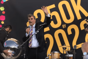 "Tim Draper on His USD 250,000 per Bitcoin Forecast: ""Spirits Told Me"" 101"