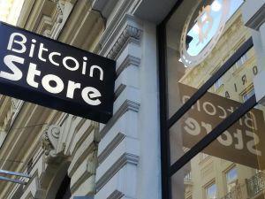 Bitcoin im echten Leben: Bilder von Wien und Prag 106