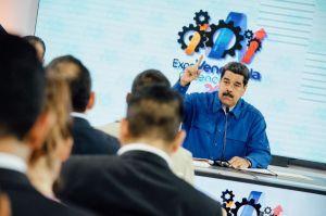 Maduro lädt Schulen in Venezuela ein mit dem Mining zu beginnen 101