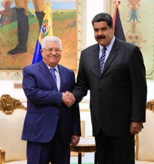 Venezuela and Palestine Launch Shared Fund with 'USD 1.2Bn' in Petro 102