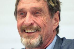 McAfee Accused of Promoting Copycat ICO 101