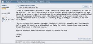 Bitcoin Pizza Day Menu: Jokes, Events, New Products and Kebab 102