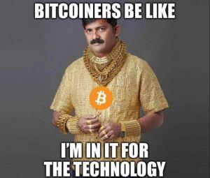 cryptocurrency is a joke