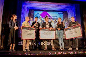 Inside the ICO Pitch Competition: Rock 'n' Roll and Deafening Gong 101