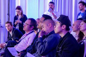 Inside the ICO Pitch Competition: Rock 'n' Roll and Deafening Gong 102