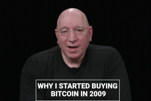 Meet the Man Who Bought Bitcoin in 2009 101