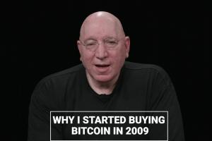 Der Mann, der im Jahr 2009 Bitcoins kaufte 101
