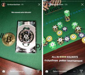 Wie Kim Kardashian der Einführung von Bitcoin hilft 102