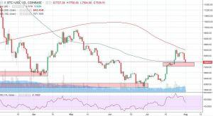 Bitcoin Rally Faces Headwind as Price Dips 102