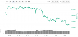Bitcoin Trades at Potentially Significant Turning Point 101