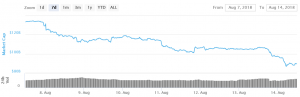 Bitcoin and Altcoins Nosedive 101