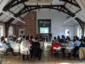 Rencontre avec la communauté d'Ethereum Montreal 101