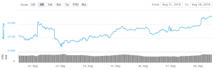 Bitcoin Rally Boosts Market Sentiment 101