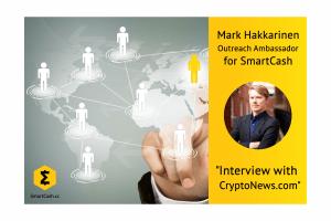 Mark Hakkarinen: Outreach Ambassador for SmartCash 101