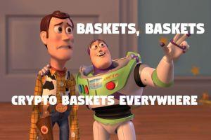 Crypto Baskets are the New Hot Thing 101