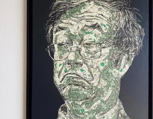 Rencontre avec Pboy, artiste peintre crypto 102