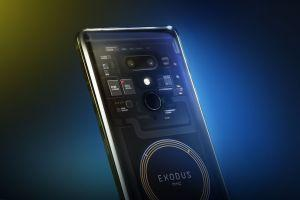 HTC's Blockchain Phone Unveiled: The Case of Exodus 101