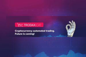 Trodax.CAT - the most user-friendly cryptocurrency trading service 101