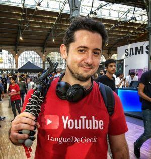 Langue de Geek: Youtuber tech 101