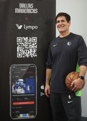 Dallas Mavericks and Lympo Launch Blockchain Fitness App 102