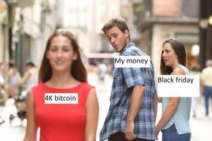 Black Friday Market Sale: Price Drops and 20 Crypto Jokes 105