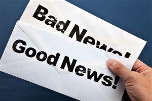 Krypto Branche: Drei gute News vs. zwei schlechte 101