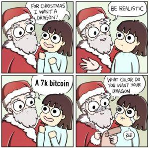 Can We Get a Bull Run for Christmas? No? But 20 Crypto Jokes Are Here 101