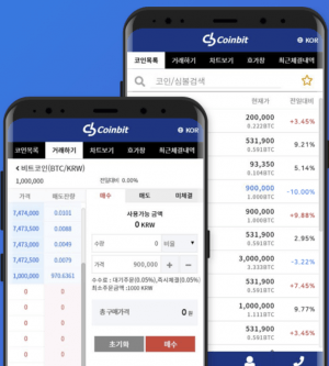 La crypto DEX de Coinbit s'envole de 54% 103