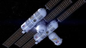 Un voyage dans l'espace, payable en cryptos 101