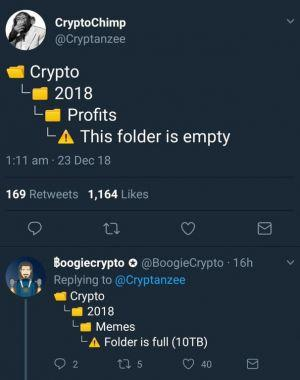 Welcoming the New Year with 20 Crypto Jokes 110