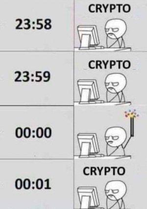 New Year, New Collection of 20 Crypto Jokes 110