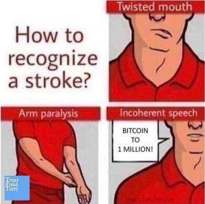 Prices Are Down, But 20 Crypto Jokes Help Us Hodl On 105