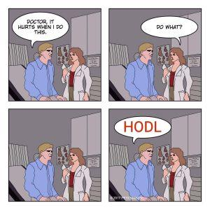 Prices Are Down, But 20 Crypto Jokes Help Us Hodl On 117
