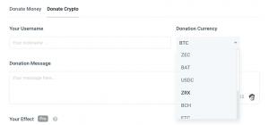 Un streamer sur Twitch reçoit un don de 70 000$  en Bitcoin 101