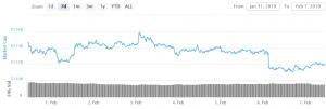 Der Kurs von Bitcoin and Altcoins bleibt anfällig für Verluste 101