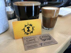 Un premier café canadien accepte SmartCash 101