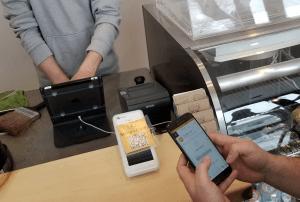 Un premier café canadien accepte SmartCash 104