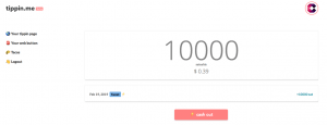 Cryptonews a testé le pourboire en Bitcoin sur Twitter 103