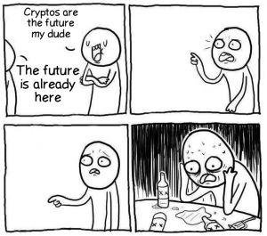 20 Crypto Jokes Collection: Marching Forward 107