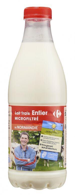 Carrefour utilise à nouveau la blockchain pour tracer son lait 101