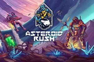 Blockchain-game Asteroid Rush presale launch: a story of AR Inc. team 101