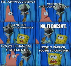 No Title Is Funny Enough: 20 Crypto Memes and Jokes 105