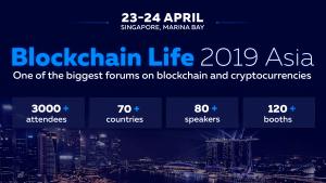 Blockchain Life 2019 101