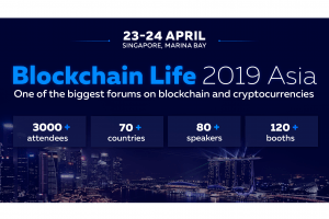 Binance and Huobi to speak at Blockchain Life 2019 in Singapore 101