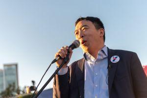 Presidentskandidaat Andrew Yang onthult Crypto-manifest 101