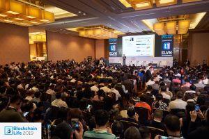 3000 peserta berkumpul di forum Blockchain Life di Singapura 102