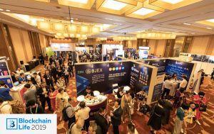 3000 peserta berkumpul di forum Blockchain Life di Singapura 104